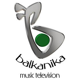Официалното лого на Balkanika TV