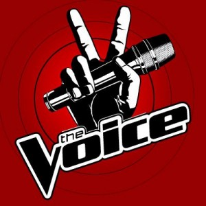 Лого the voice
