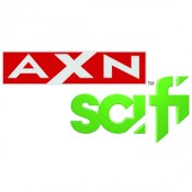 Официално лого на Logo Axn-sci-fi