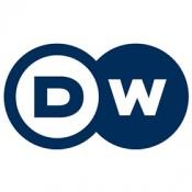 Официално лого на Deutsche Welle