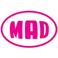 Официално лого на телевизия Mad TV