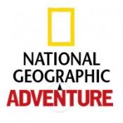 Официално лого на телевизионния канал Nat Geo Adventure