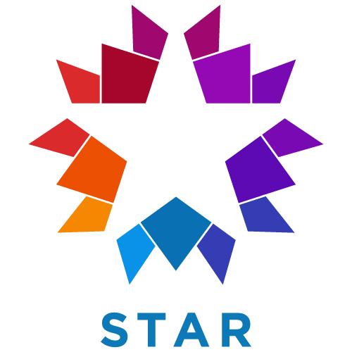 Новото лого на телевизионния канал Star TV